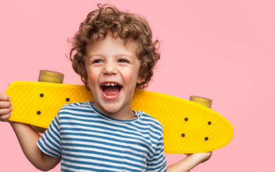 Børn og legetøj
