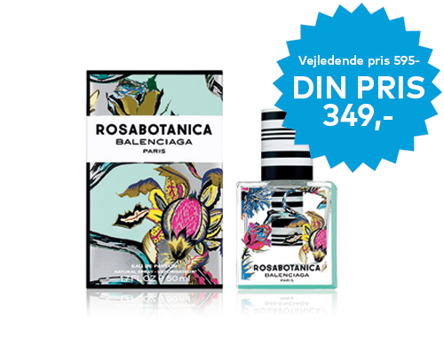 Rosabotanica edp 50 ml.<br>