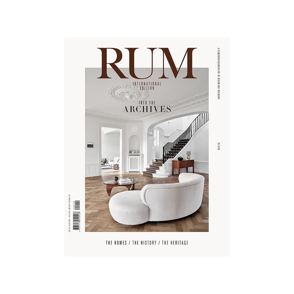 RUM International #10, Bookazine