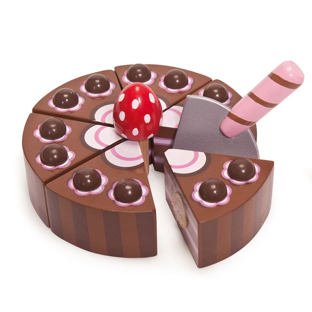 Le Toy Van, Honeybake - Chokoladekage