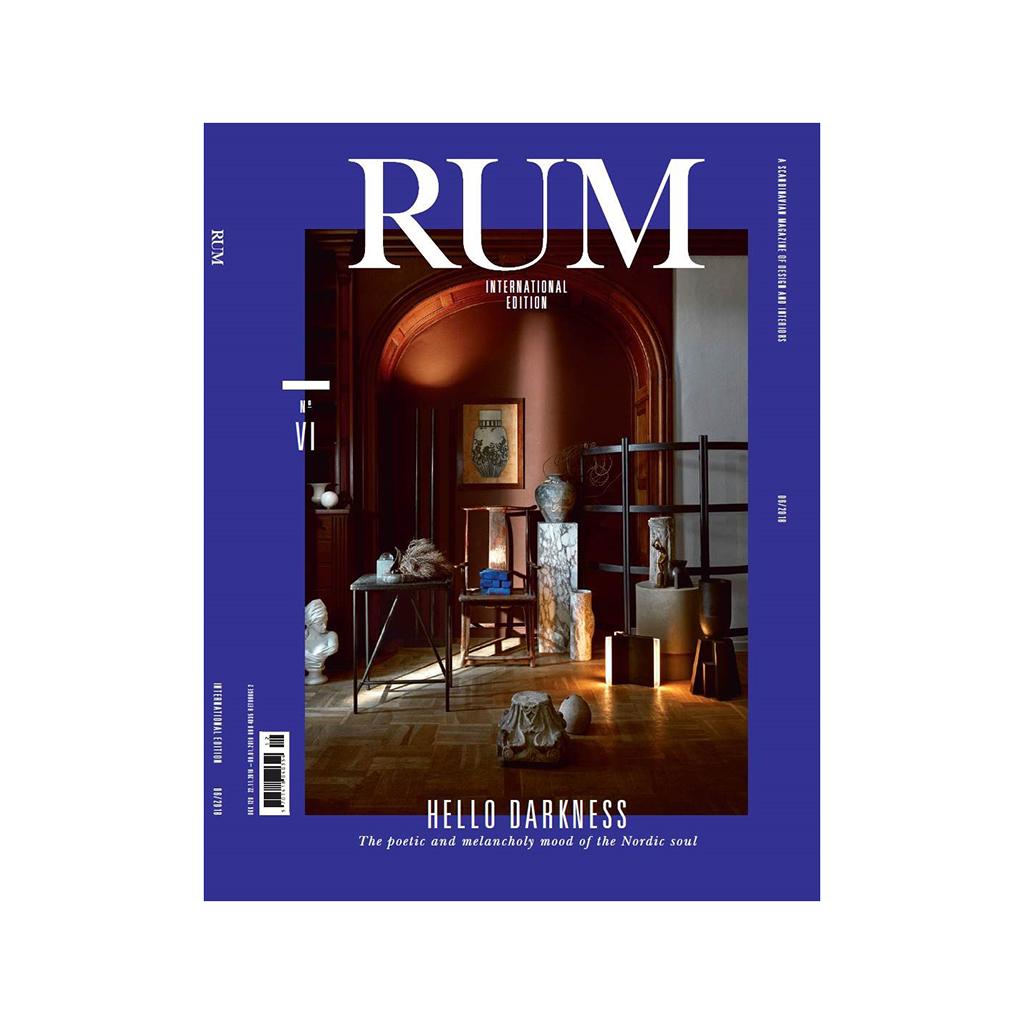 RUM International #6, Bookazine