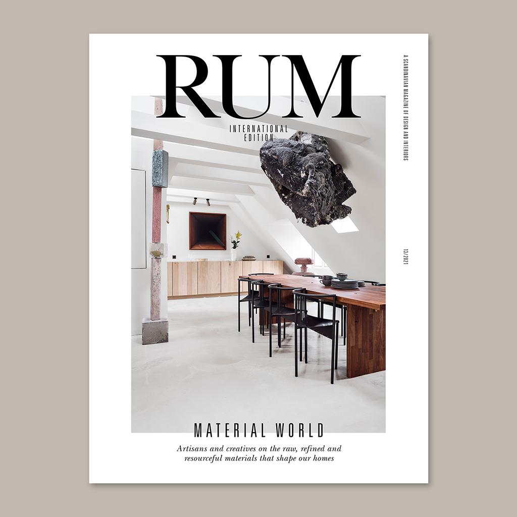 RUM International #13, Bookazine
