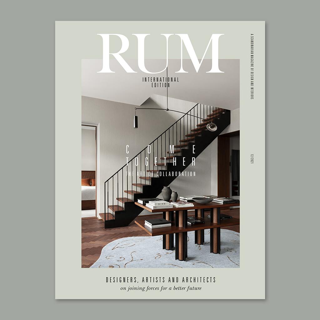 RUM International #12, Bookazine