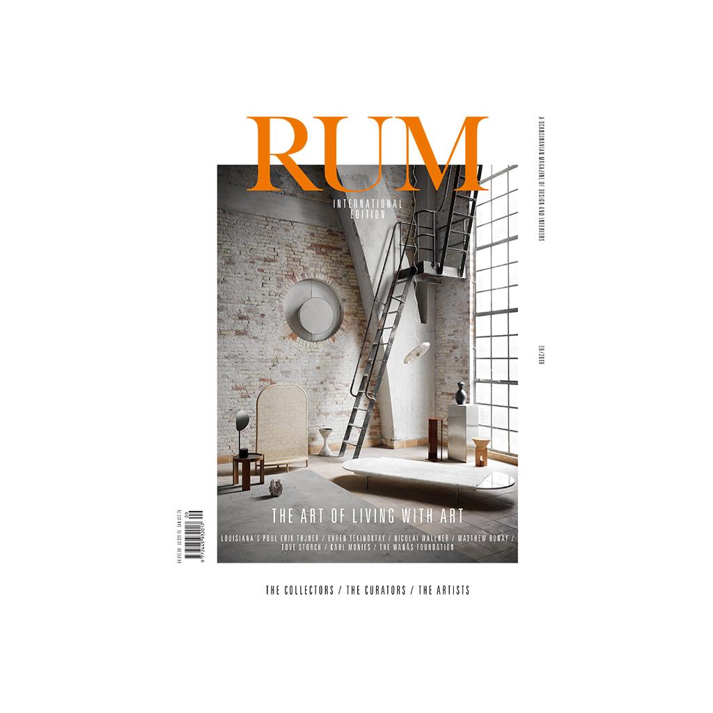 RUM International #9, Bookazine