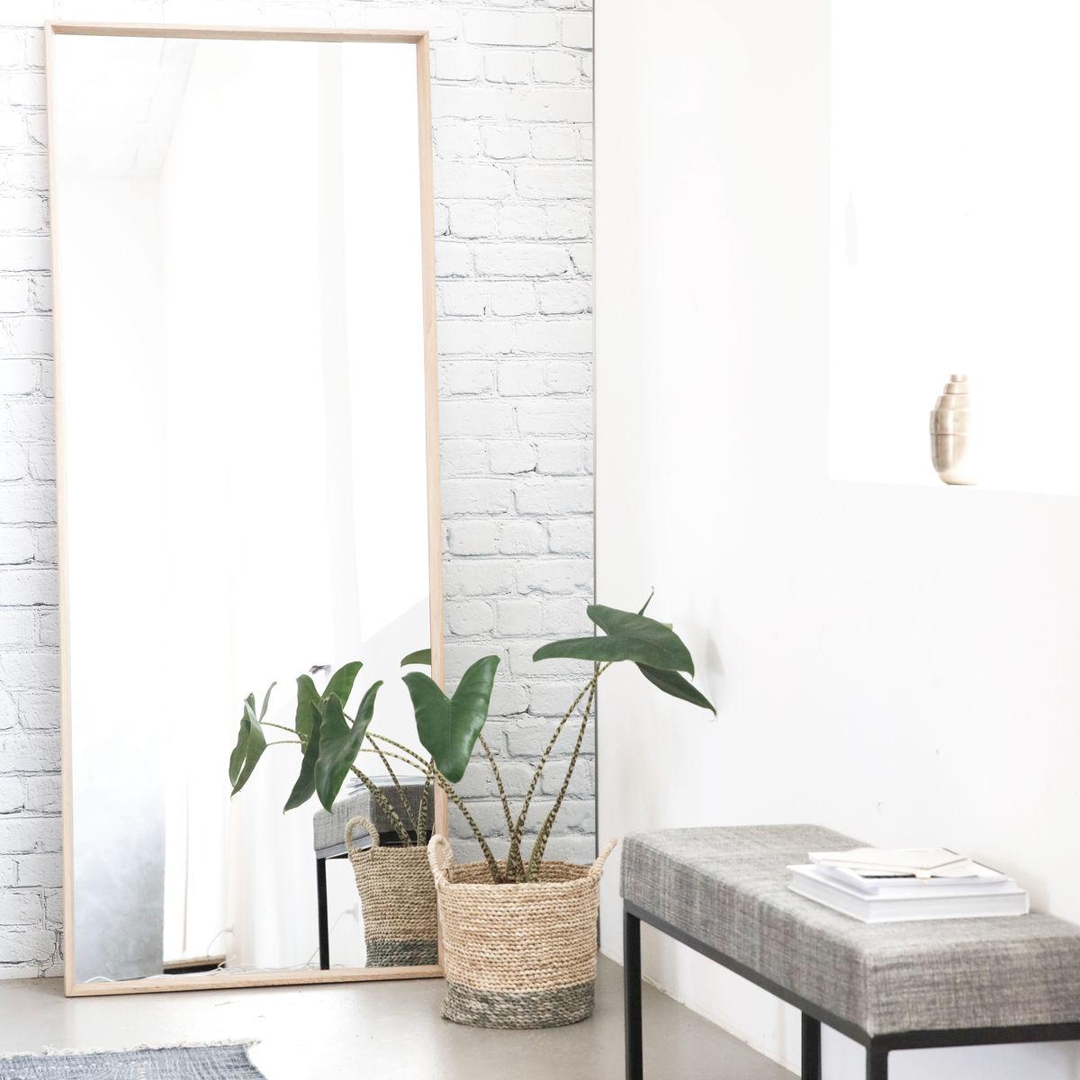 spejl til entre House Doctor Spejl, Oak   Entré   GoGift Shop | Stort udvalg af  spejl til entre