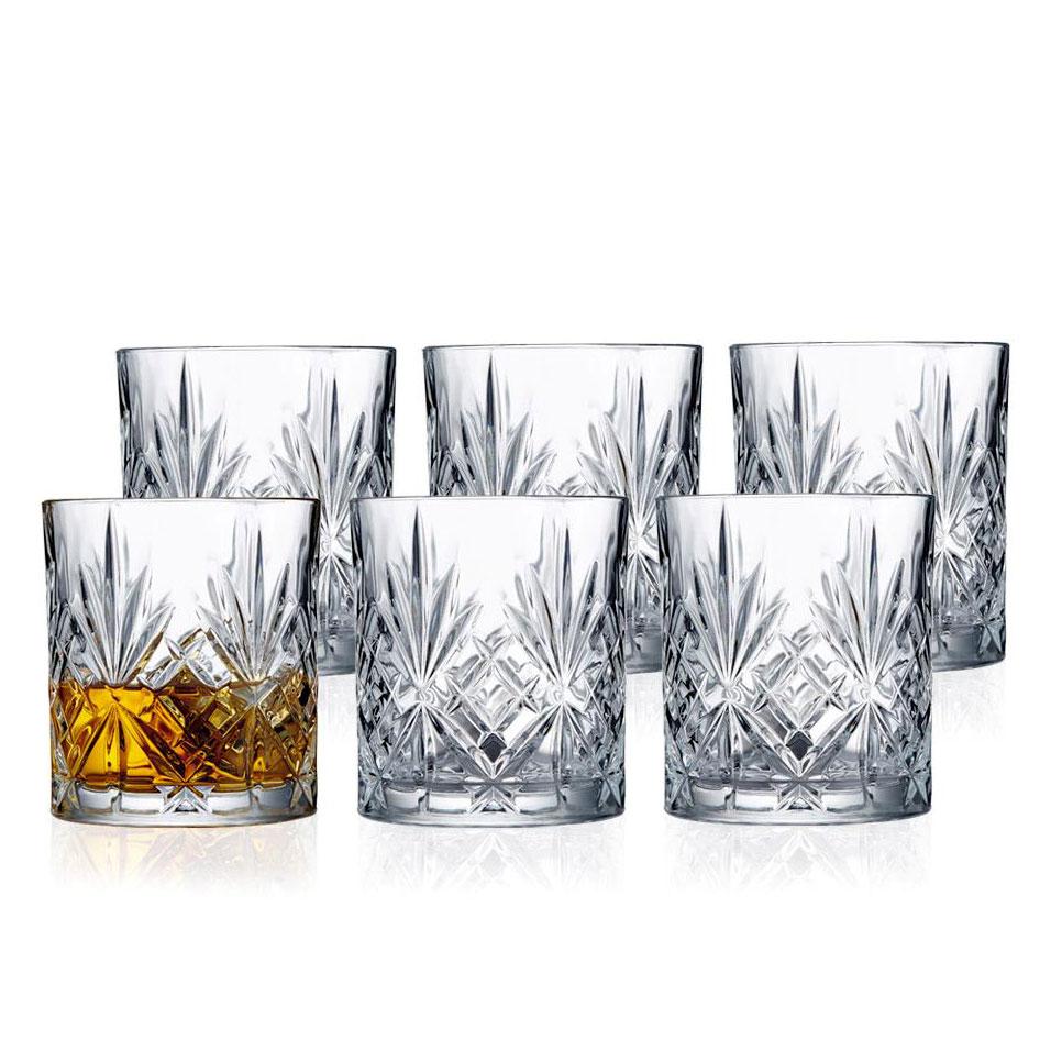 Lyngby whisky glas 31 cl 6 stk. klar - Bar & Glas - GoGift Shop | Stort udvalg af gode gaveidéer