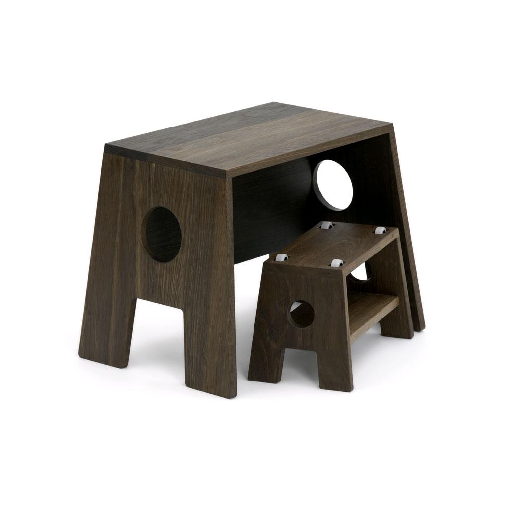 Børneskammel collect furniture, stool & stoolesk - børnemøbler - gogift shop